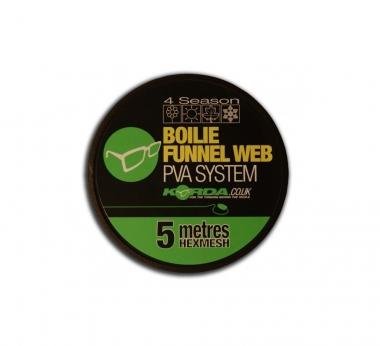 korda-boilie-funnel-web-5m-hexmesh-refill-Avicentra-Hengelsport