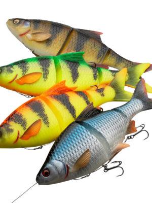 4D Line thru roach 25 cm
